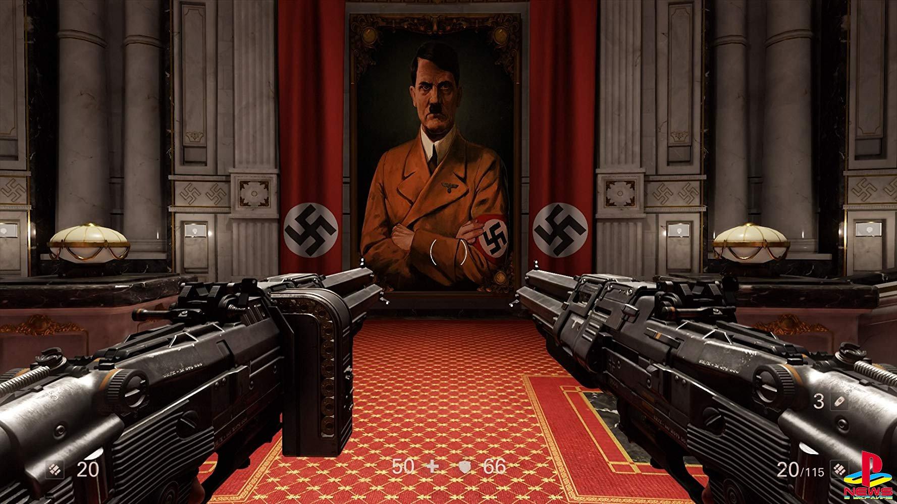 Создатели Wolfenstein сильно разочарованы тем, что тема ...