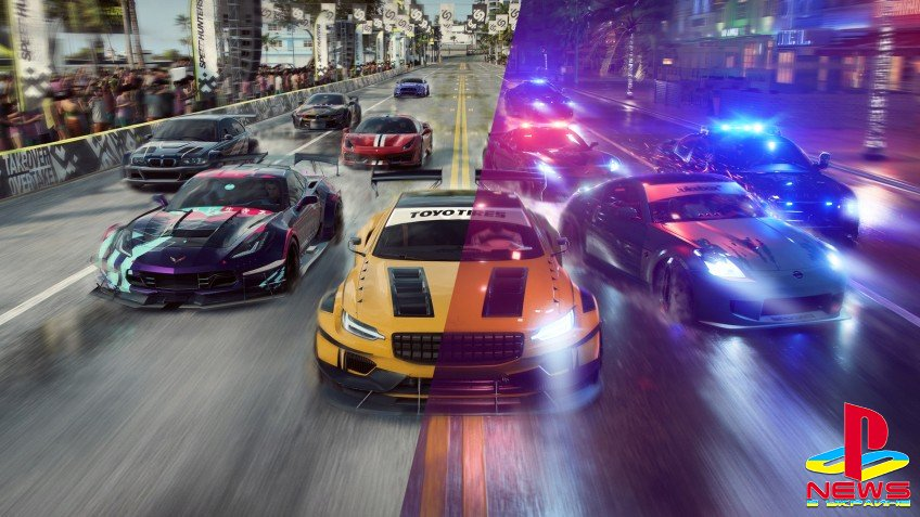 Пробная версия Need for Speed Heat появилась в EA Access и Origin Access