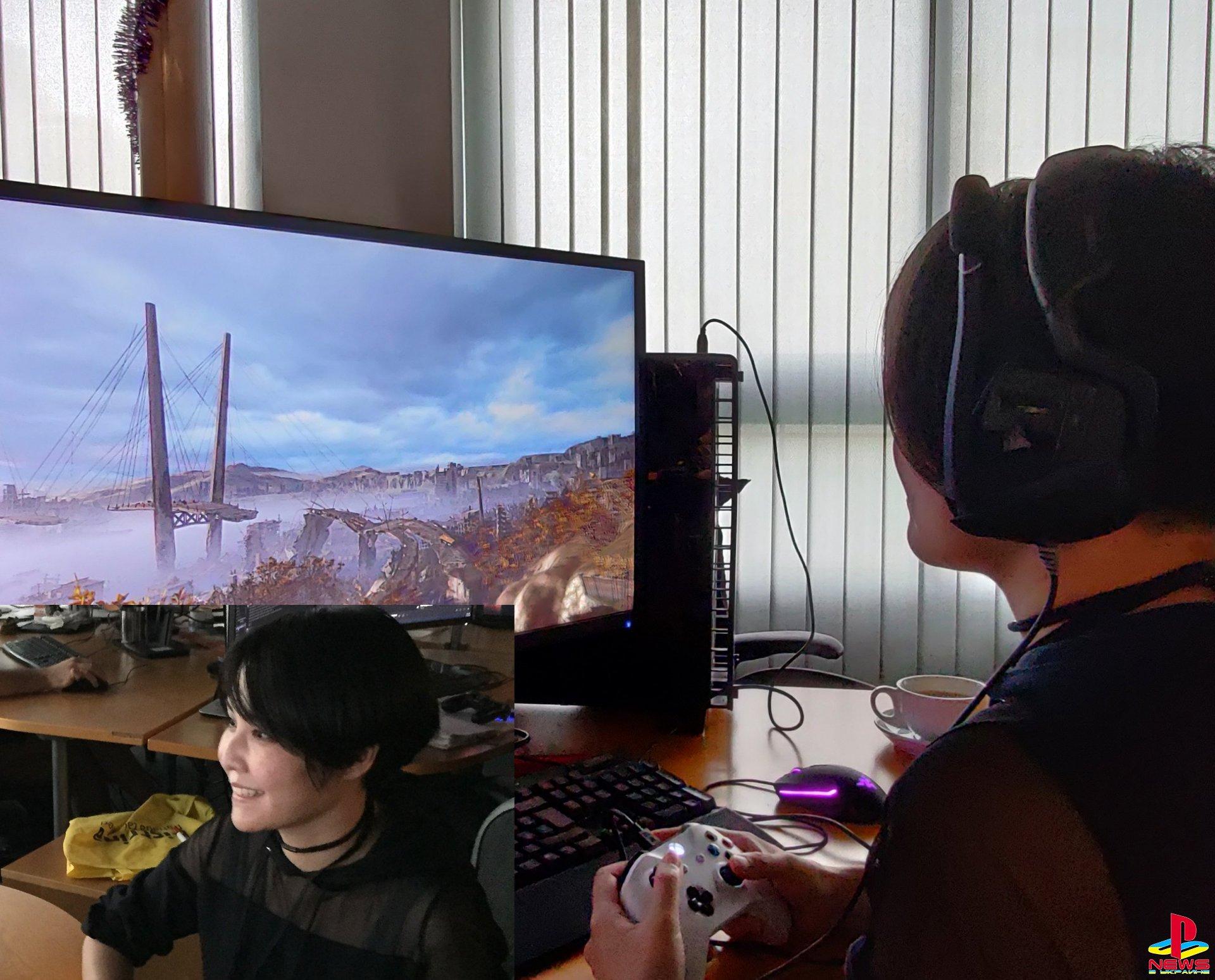 Создатели Metro Exodus показали кадр из DLC про Владиво ...