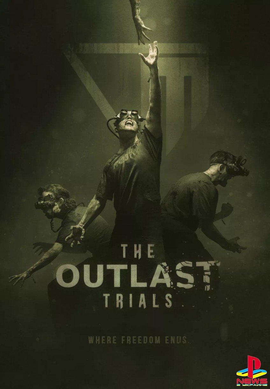 Анонсирована новая Outlast — это кооперативный хоррор