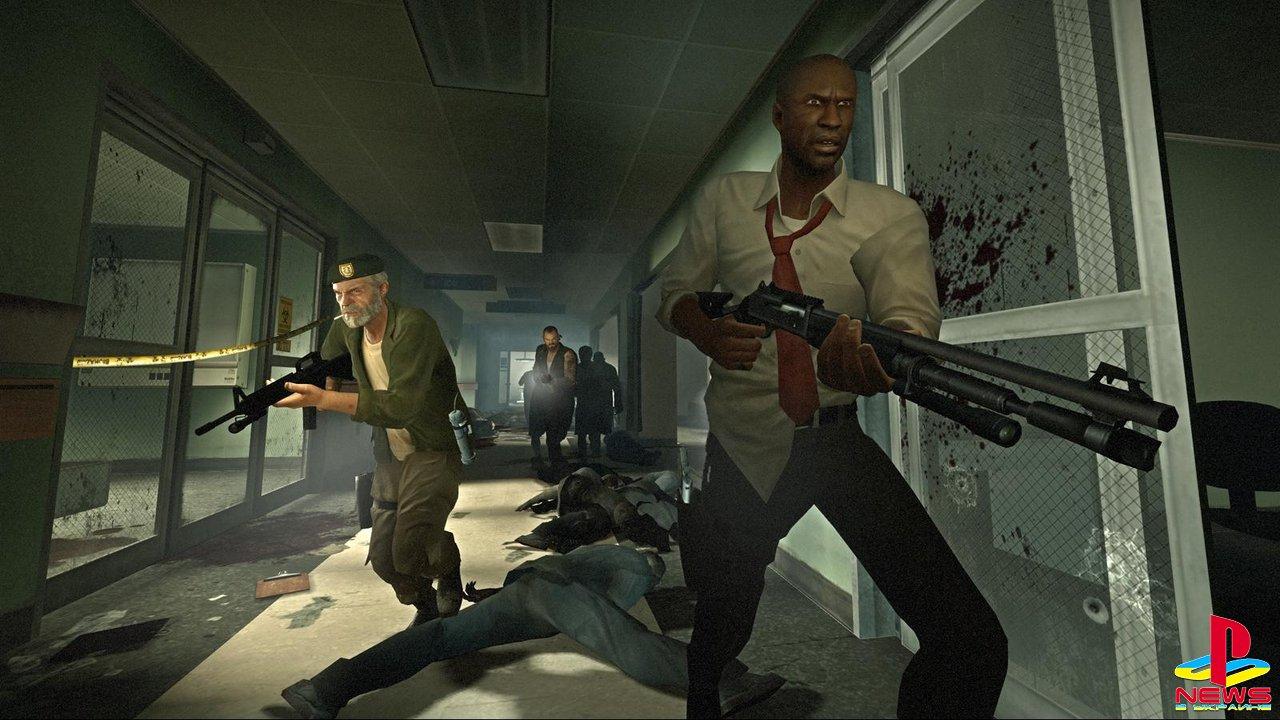Valve начала разработку Left 4 Dead VR