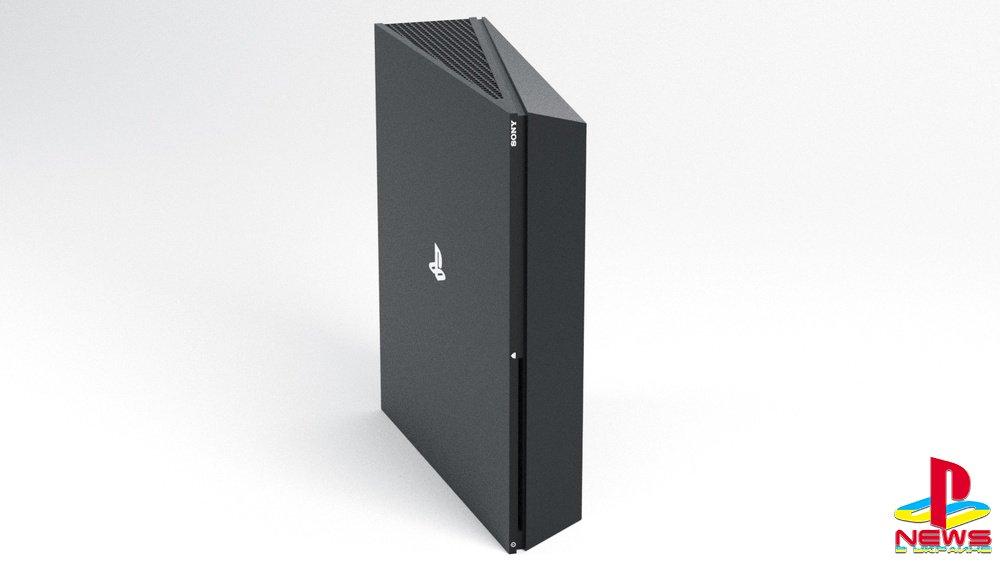 Фанат сделал реалистичные рендеры PlayStation 5