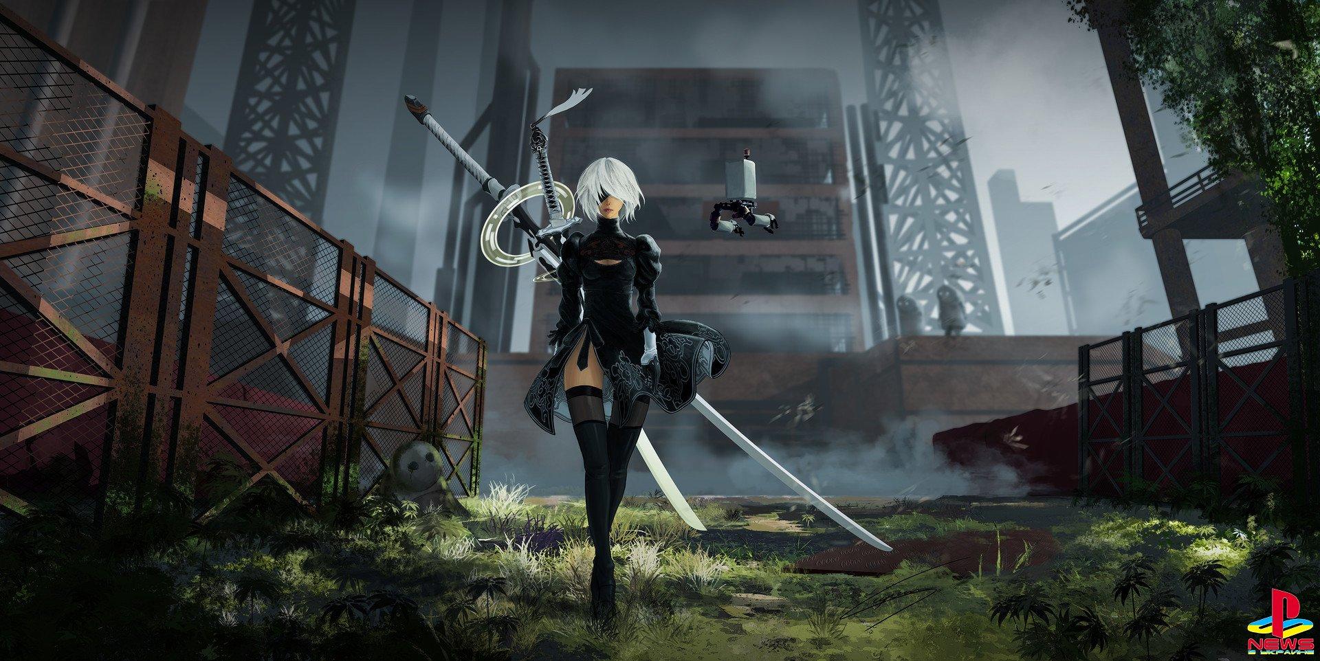 У Square Enix есть планы на торговую марку Nier