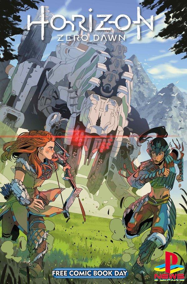 По Horizon Zero Dawn выйдет комикс от создателей оригин ...