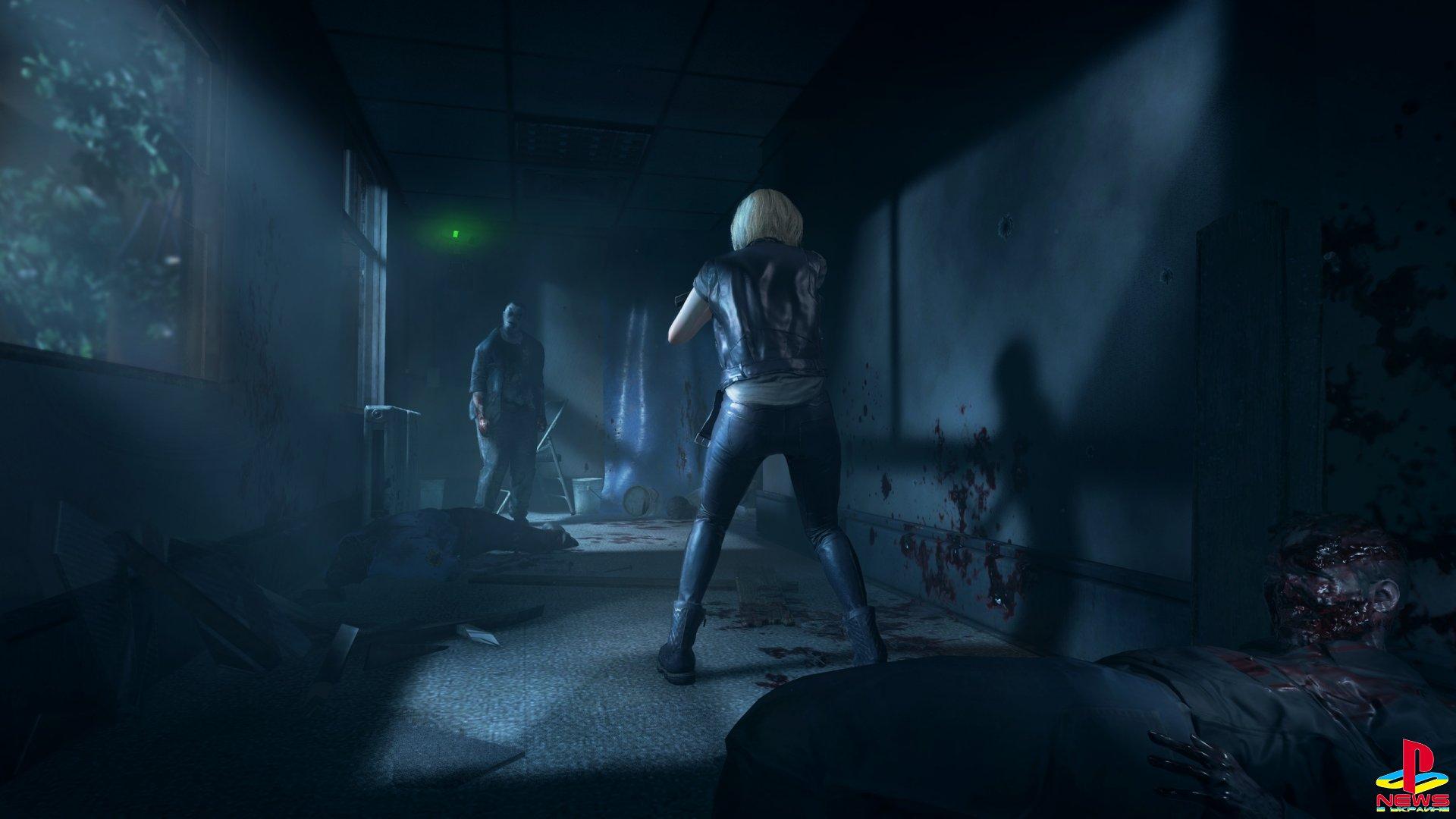 Сетевая часть ремейка Resident Evil 3 предложит несколь ...