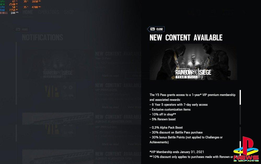 В сеть утекли подробности следующего года Rainbow Six: Siege