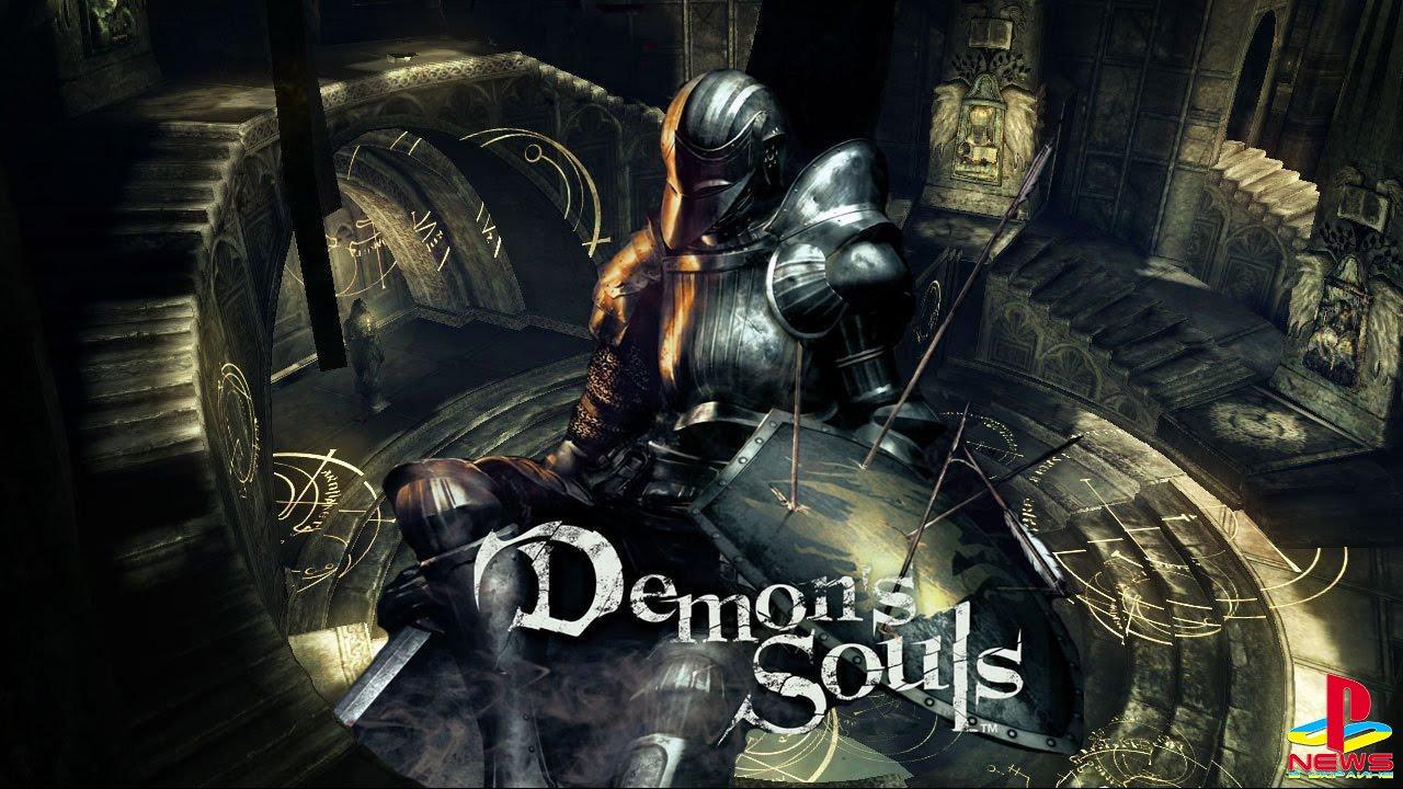 Ремейк Demon's Souls станет «графическим бенчмарком» P ...