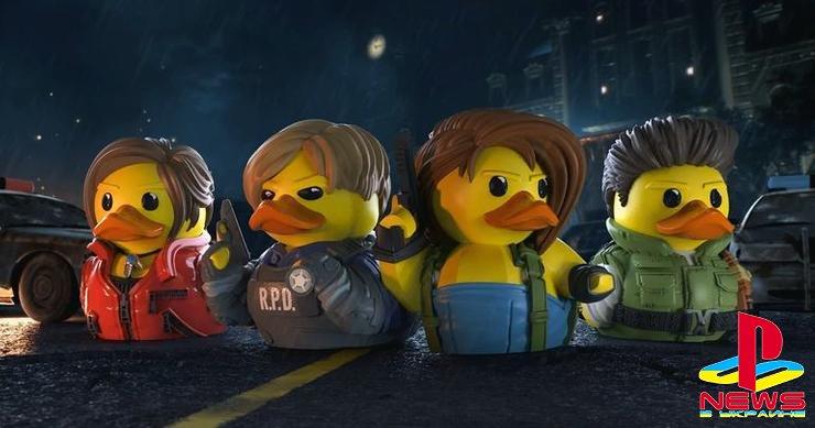 Персонажи Doom, The Last of Us и Resident Evil превраща ...