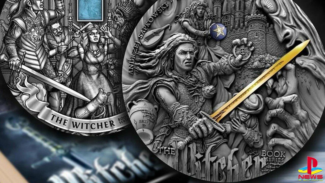 В Польше монетный двор выпустил «чеканную монету» по мотивам