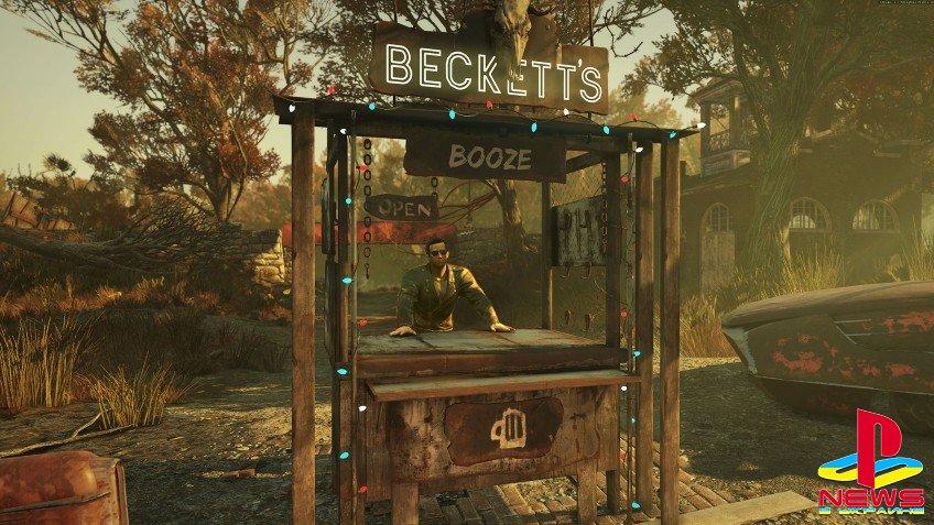 Авторы Fallout 76 рассказали о союзниках из обновления Wastelanders