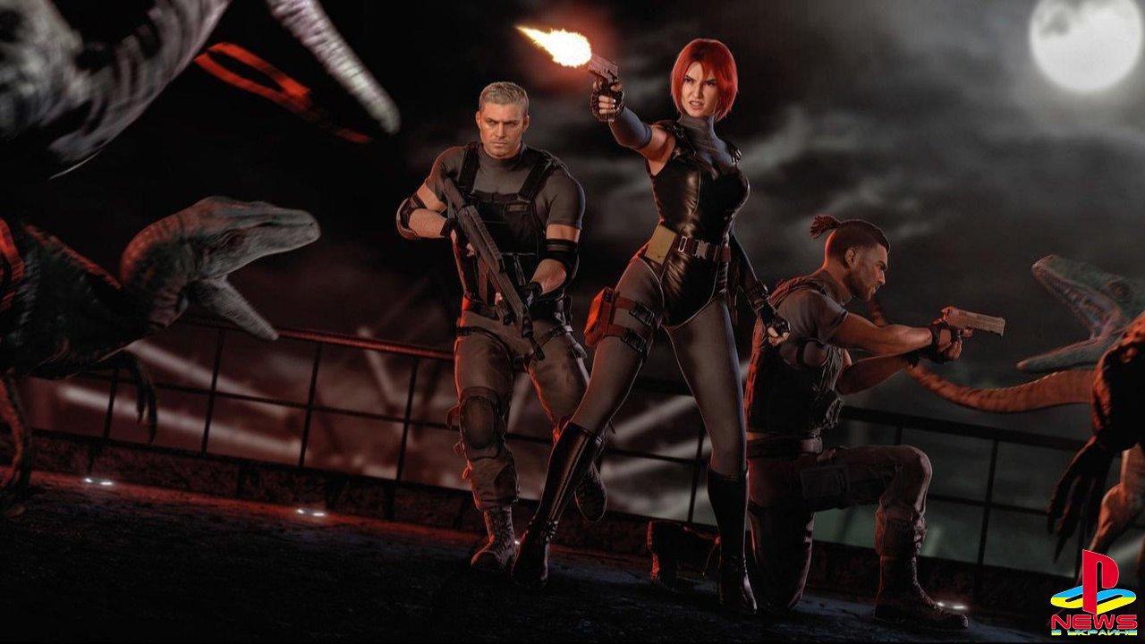 Инсайдер заявил, что Capcom отменили новую игру в серии Dino Crisis