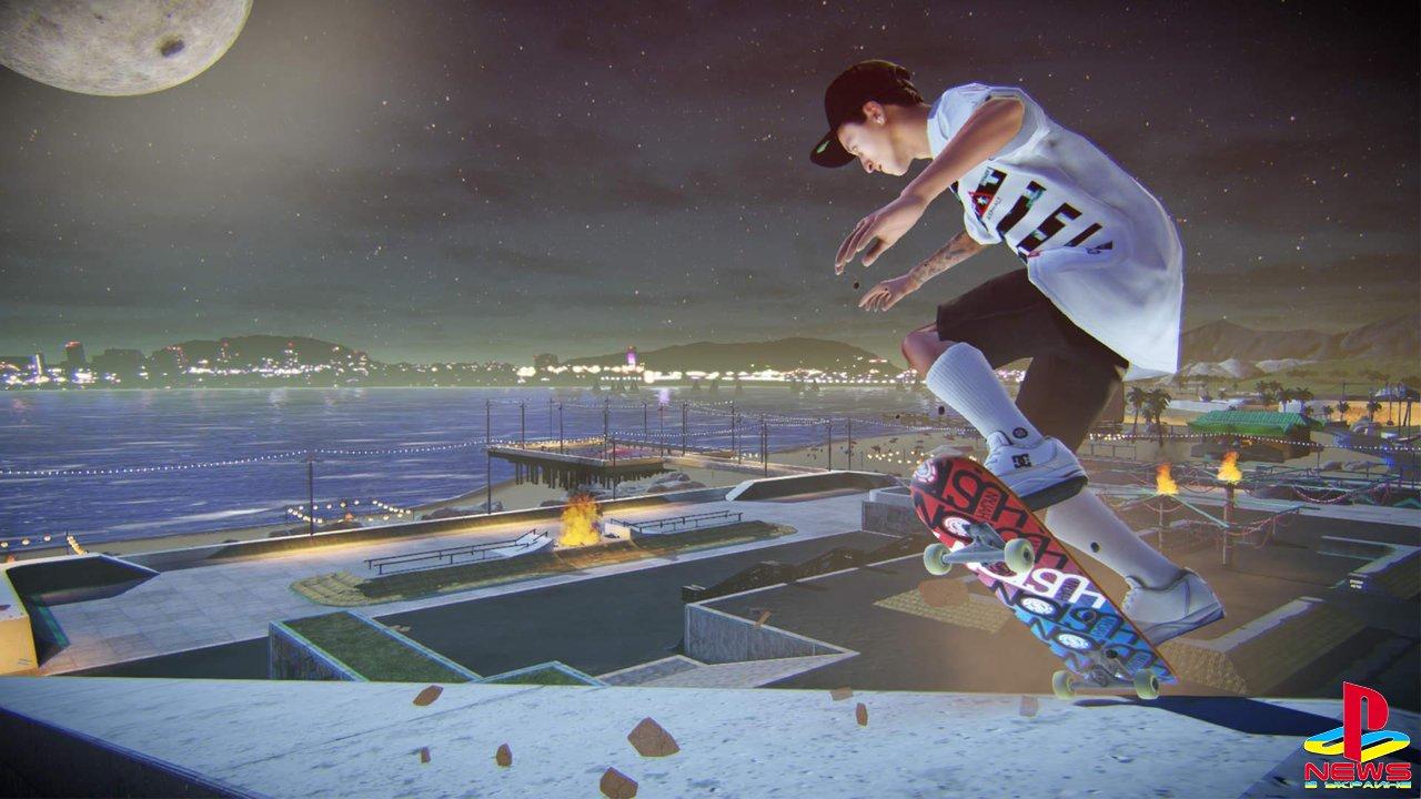 В этом году выйдет новая игра в серии Tony Hawk's Pro Skater