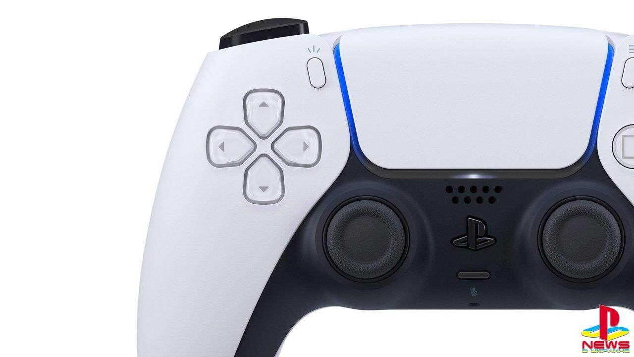 На геймпаде DualSense от PS5 можно будет почувствовать капли дождя