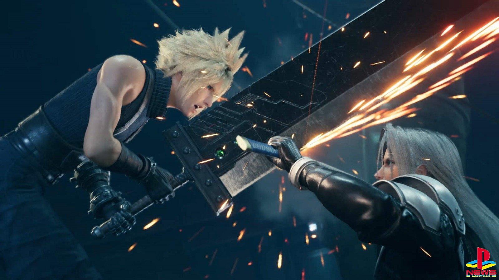Final Fantasy VII Remake установила рекорд среди эксклюзивов PlayStation