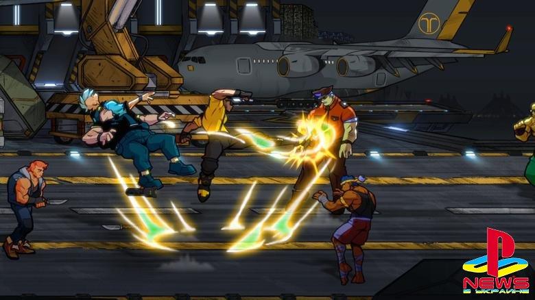 Разработчики Street of Rage 4 работают над тремя играми