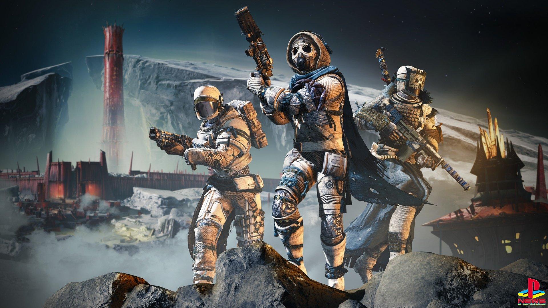 Bungie представит четвёртый год Destiny 2 в следующем месяце