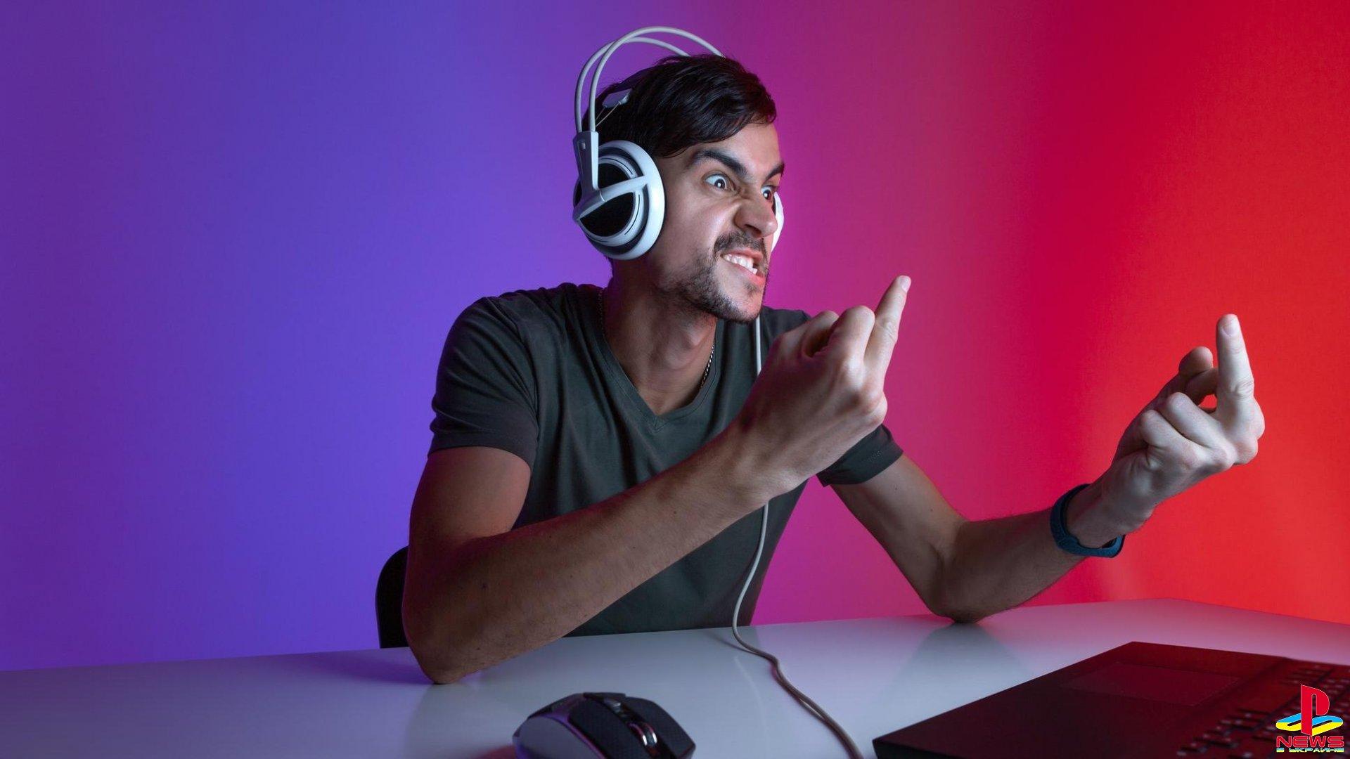 Аналитики опубликовали популярные ругательства пользователей разных игр