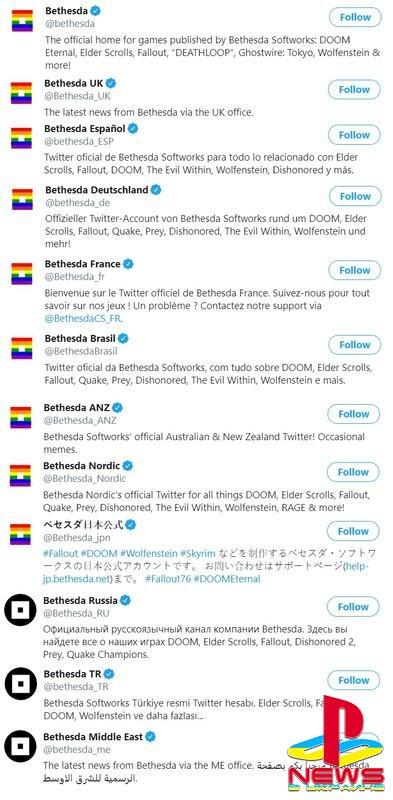 «Мы за ЛГБТ, но только если это выгодно для бизнеса» — у Bethesda возникли проблемы из-за радужных флагов