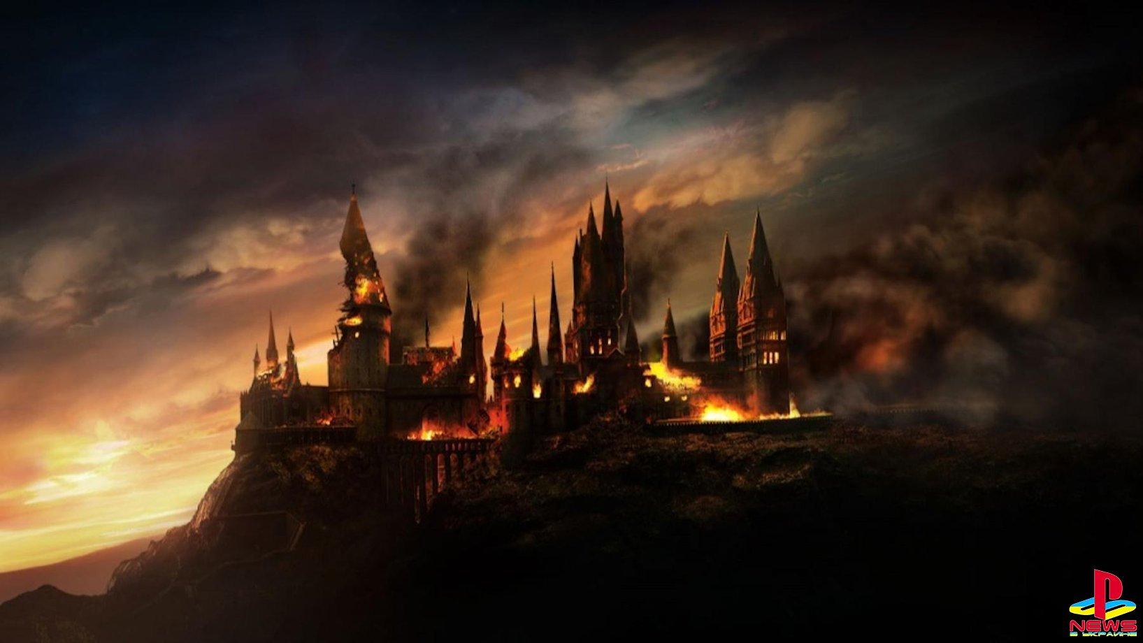 Игра по «Гарри Поттеру» будет называться Hogwarts: A Da ...