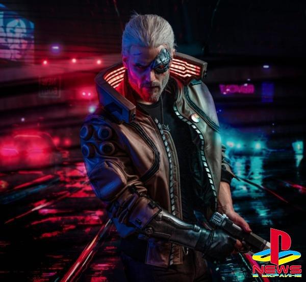 Кругом Кибер Ведьмаки – люди обсуждают создание Геральта в Cyberpunk 2077