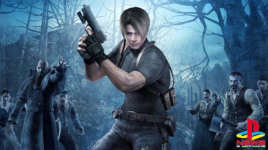Инсайдер: ремейк Resident Evil 4 получит расширенную ис ...