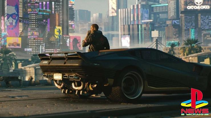 Разработчики Cyberpunk 2077 убрали из игры настройку транспортных средств