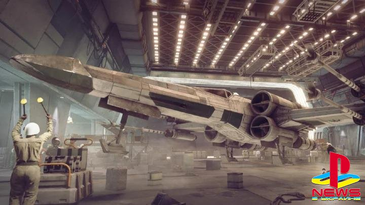 В Star Wars Squadrons можно персонализировать корабли, кабины и пользовател ...