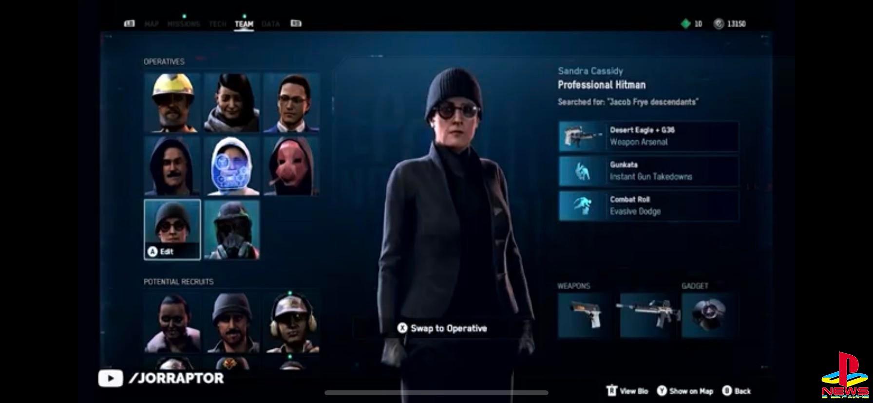 В Watch Dogs Legion появятся потомки героев Assassin's ...