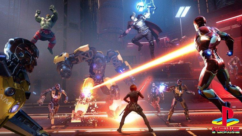 В бету «Мстителей» сыграли больше 6 млн человек