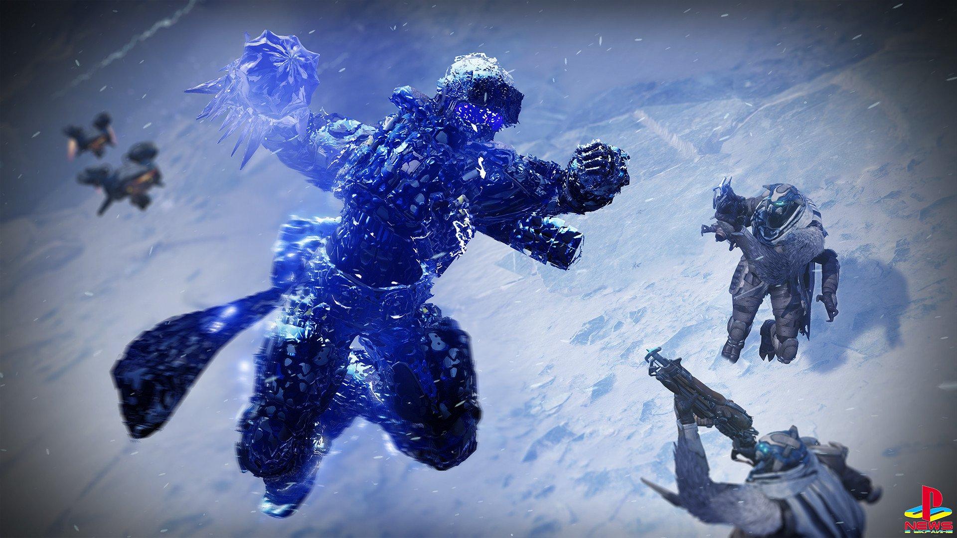 Авторы Destiny 2 рассказали о новом подклассе титана —  ...