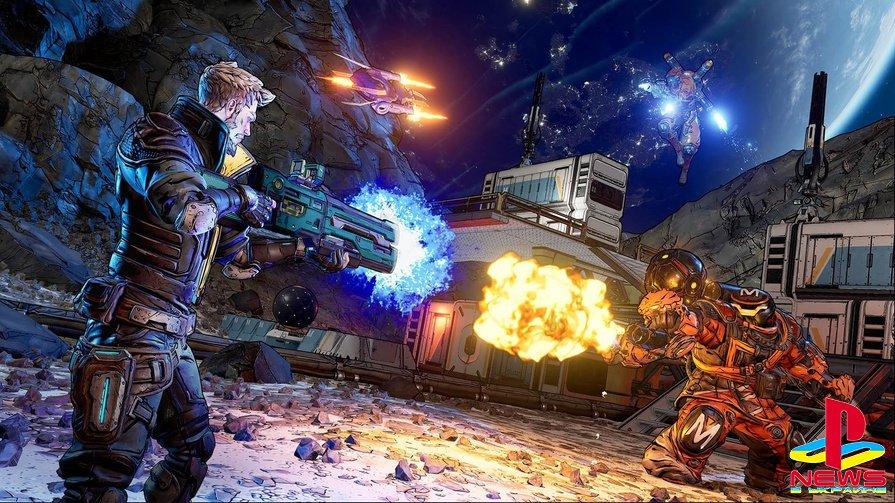 Обновленная Borderlands 3 выйдет на Xbox Series X и PlayStation 5