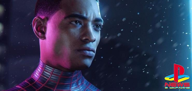 Spider-Man: Miles Morales на PS5 займёт меньше места, ч ...