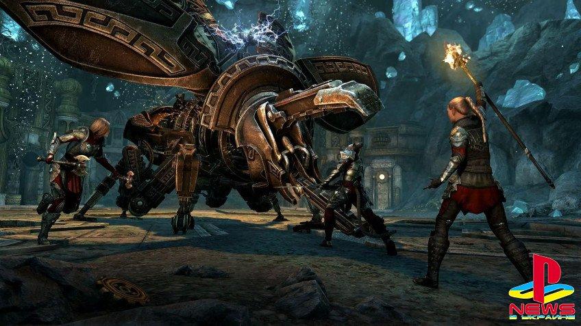 Всем игрокам The Elder Scrolls Online временно выдали подписку ESO Plus