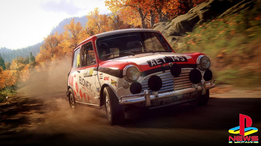 DiRT Rally 2.0 достигла отметки в 9 млн игроков