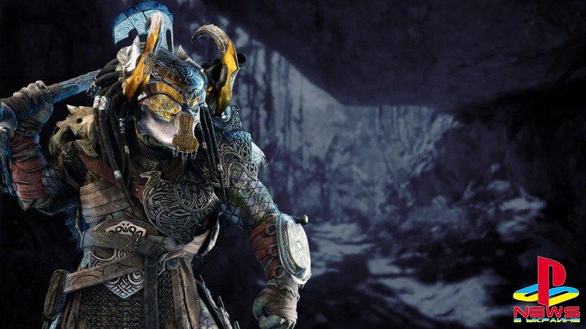 В Predator: Hunting Grounds добавили Хищника-викинга в  ...