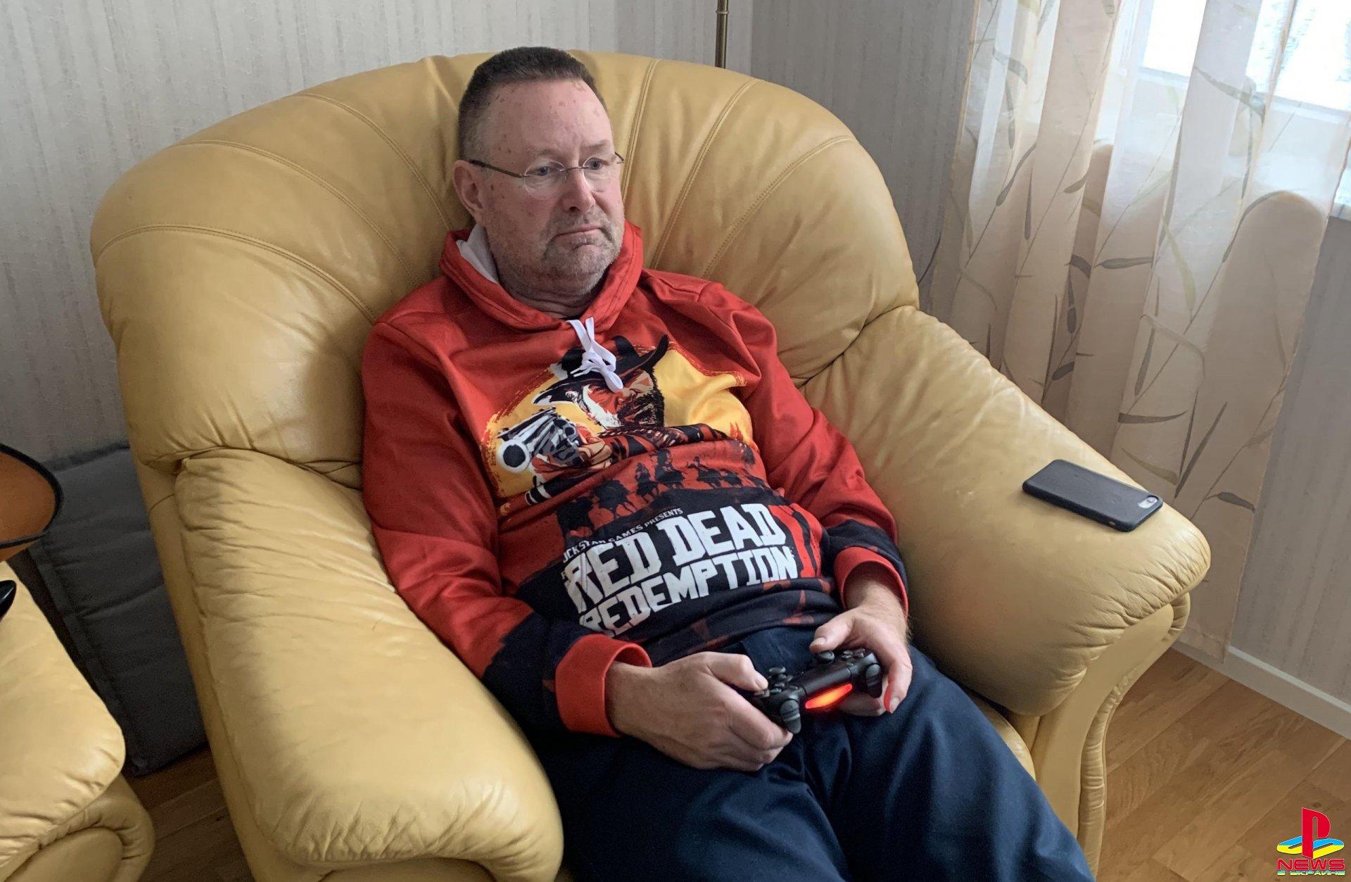 65-летний фанат ковбоев больше 30 раз прошел Red Dead R ...