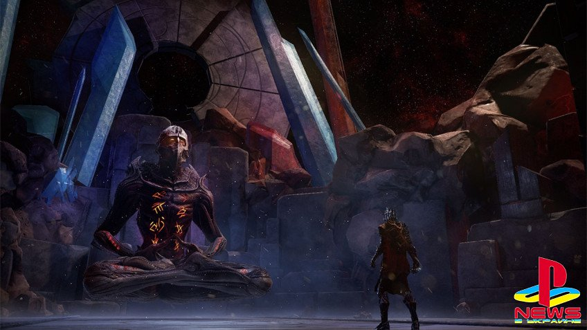 Фантастический «соулслайк» Hellpoint обновят для PS5 и Xbox Series