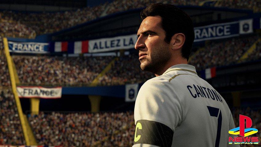 Сотни футболистов намерены судиться с EA из-за прав на свою внешность в FIFA