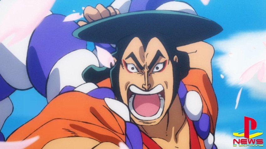 Продажи One Piece: Pirate Warriors 4 превысили миллион, анонсирован новый персонаж