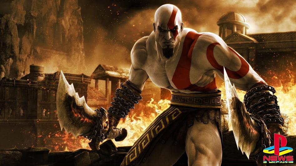 Sony обдумывала создание ремейков игр вроде God of War  ...