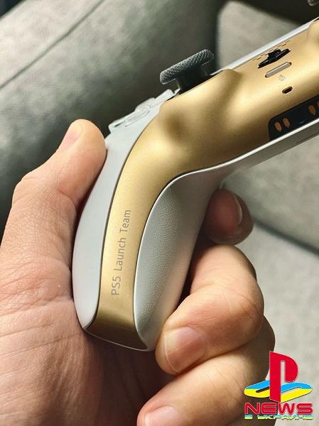 Sony уличили в выпуске лимитированных золотистых контро ...