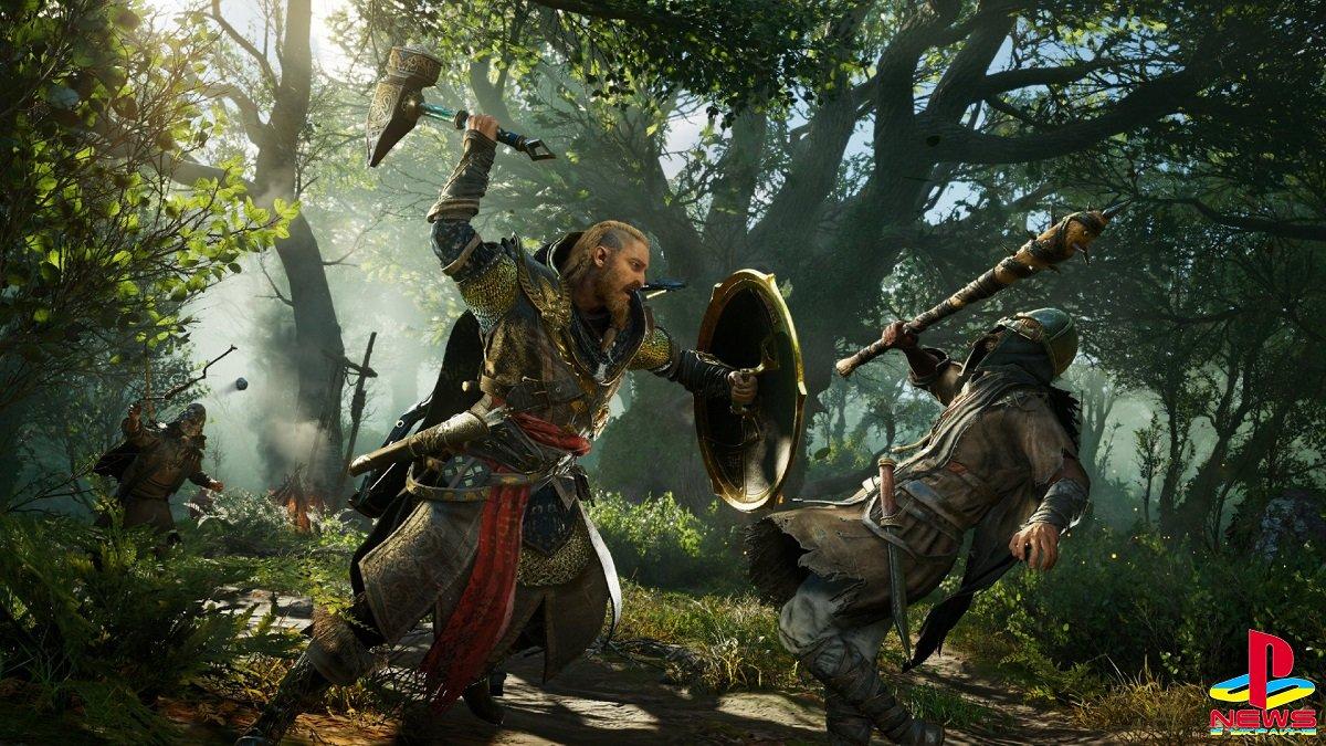 Сегодня в Assassin's Creed Valhalla добавят новые умения и возможности