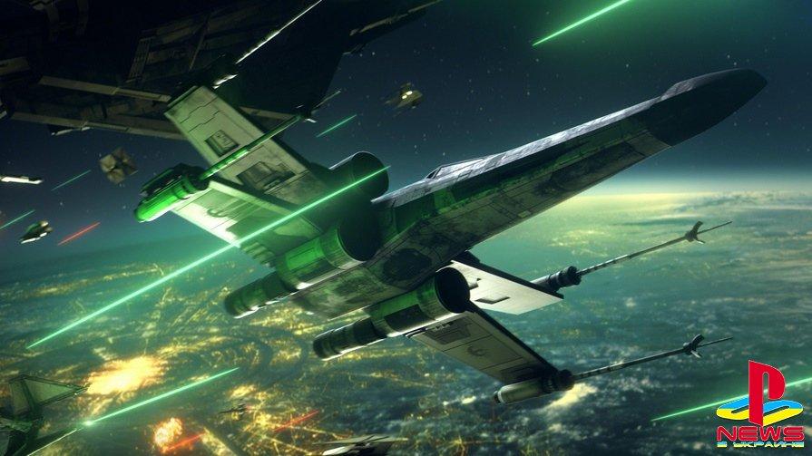 Star Wars: Squadrons станет доступна всем подписчикам сервиса EA Play