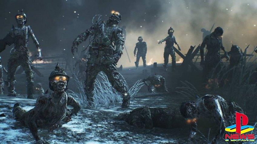 В Call of Duty: Warzone началась атака зомби