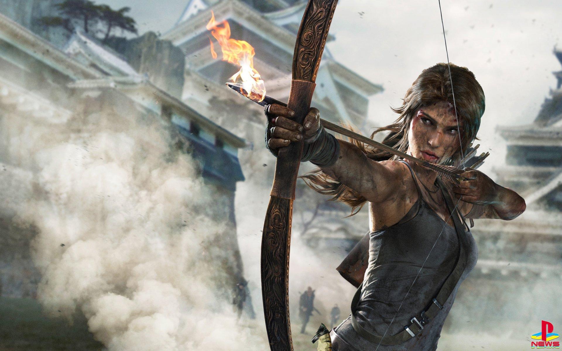 Возвращение Лары Крофт? Авторы перезапуска Tomb Raider  ...