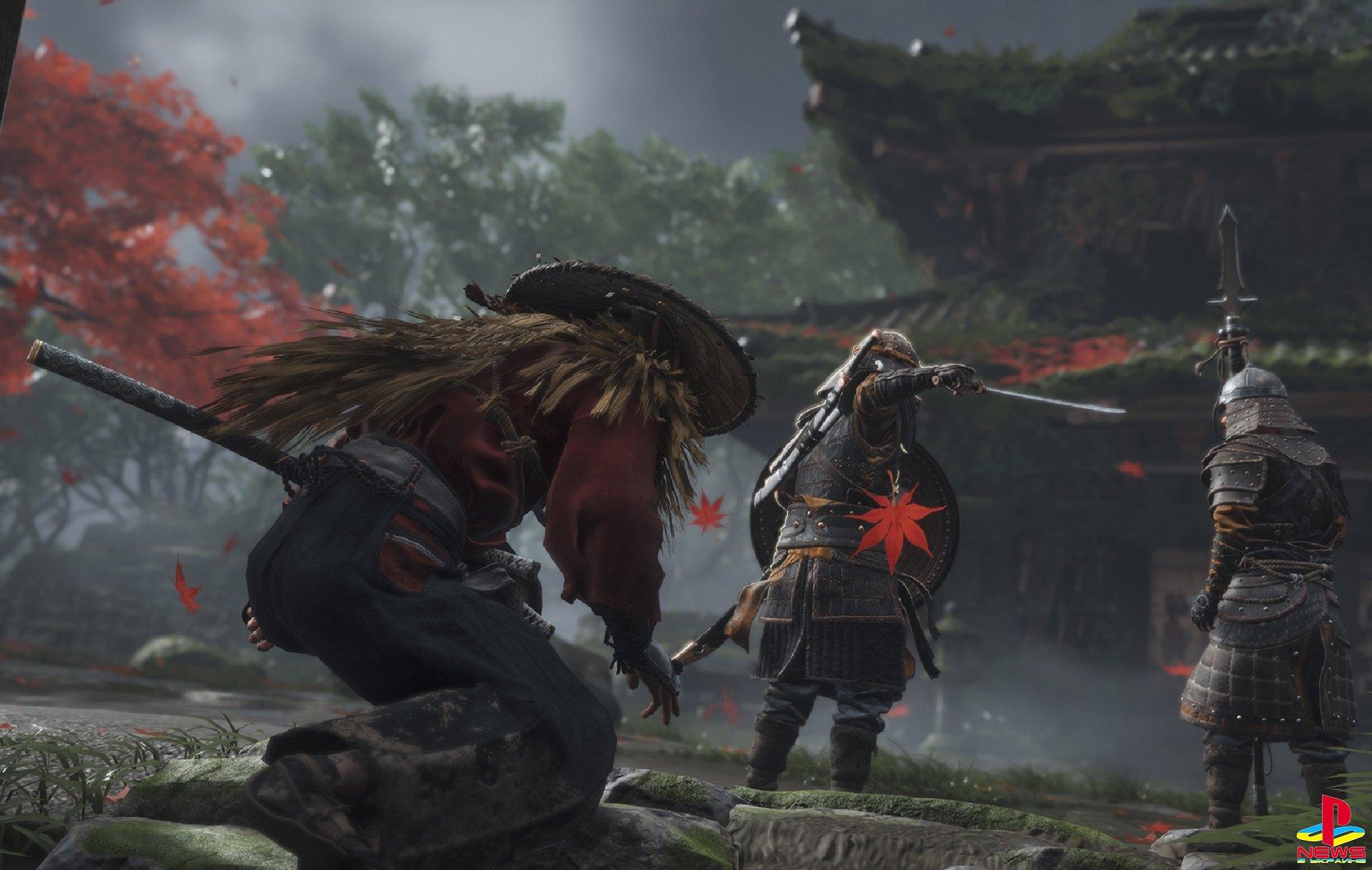 Разработчики Ghost of Tsushima для PlayStation 4 потратили много лет на создание боевой системы