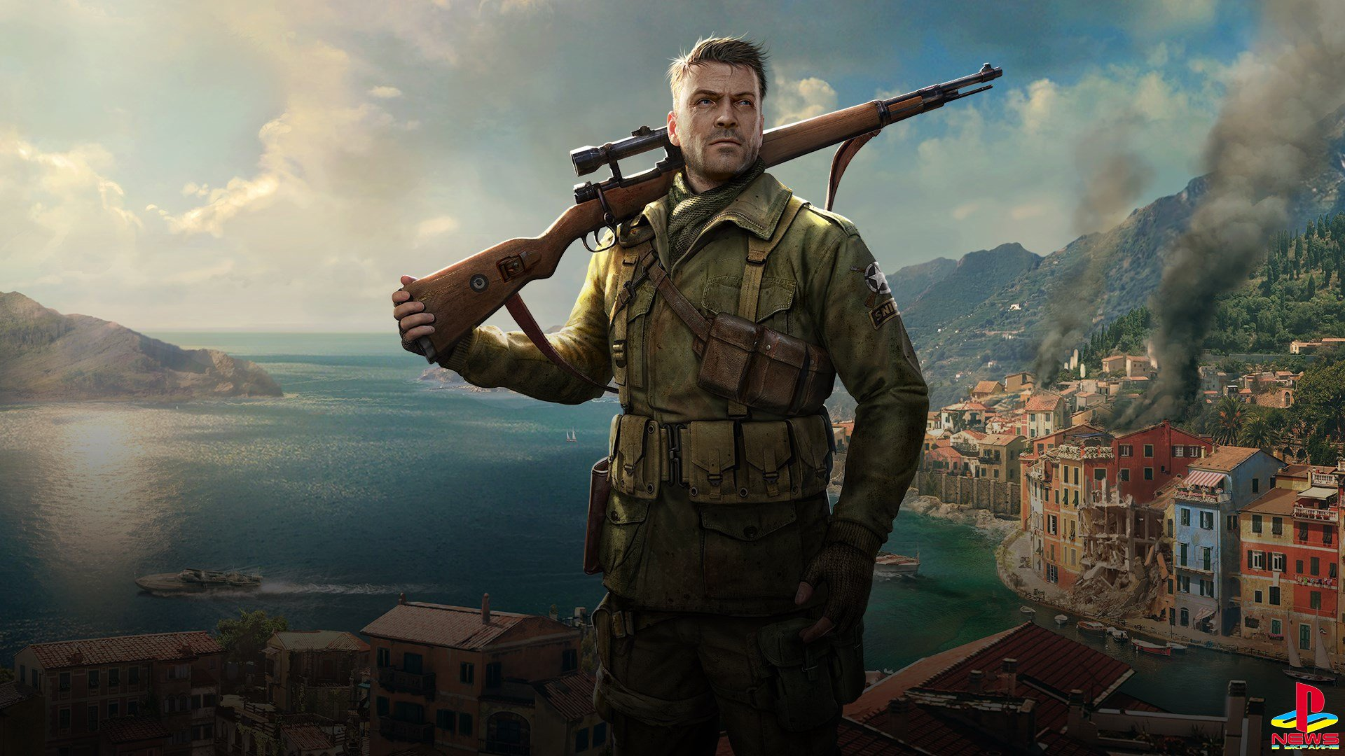 Анонсирован фильм по мотивам игр Sniper Elite