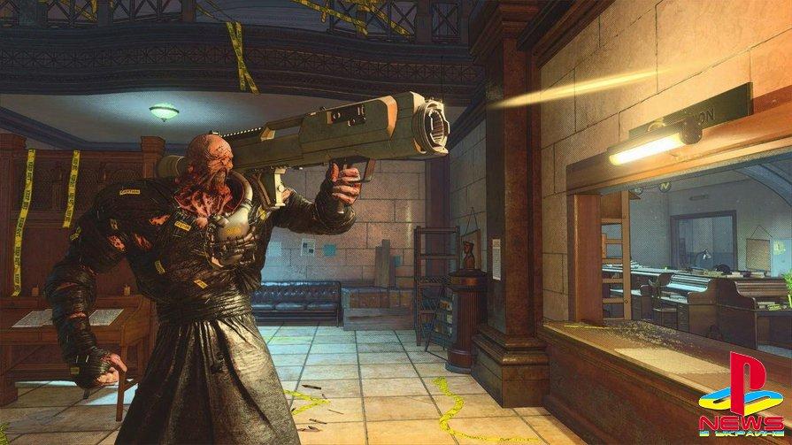 В Resident Evil Re:Verse можно будет поиграть в течение ...