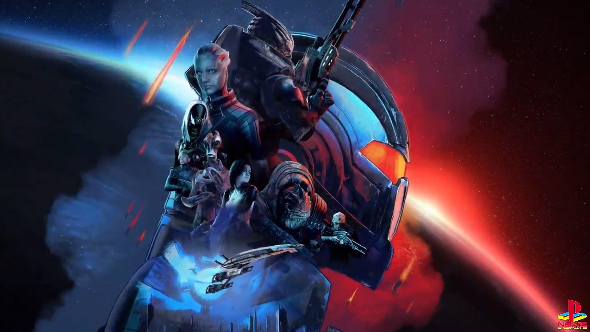 Опубликованы первые обзоры Mass Effect Legendary Edition — журналисты в восторге
