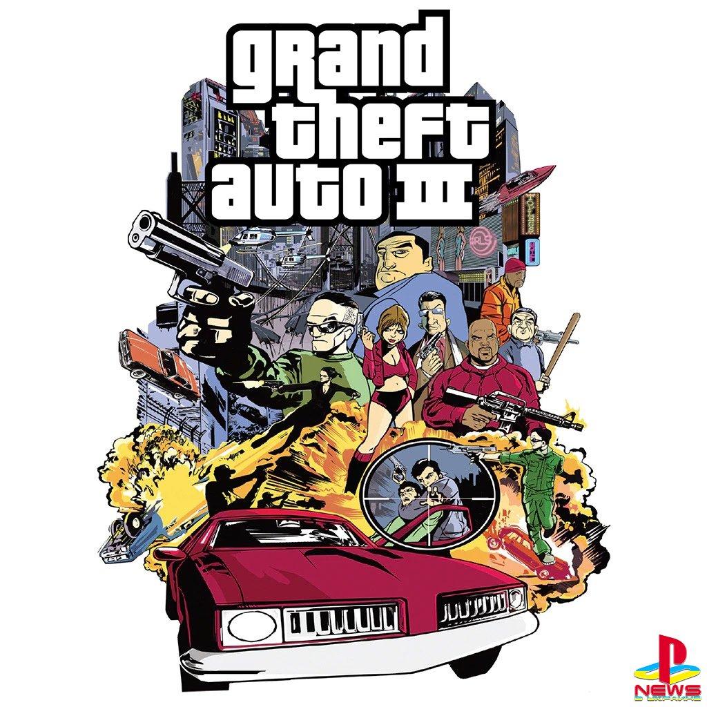 Rockstar подготовит «сюрприз» в честь 20‑летия GTA III